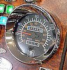 Kenworth 82-01 Visored Speed & Tach Bezel, ea
