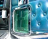 Kenworth Daylight Door View Window Trim, ea