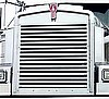 Kenworth 900L Horizontal Grillbar kit