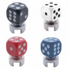 Colored Dice 13/15/18 Speed Shift Knob